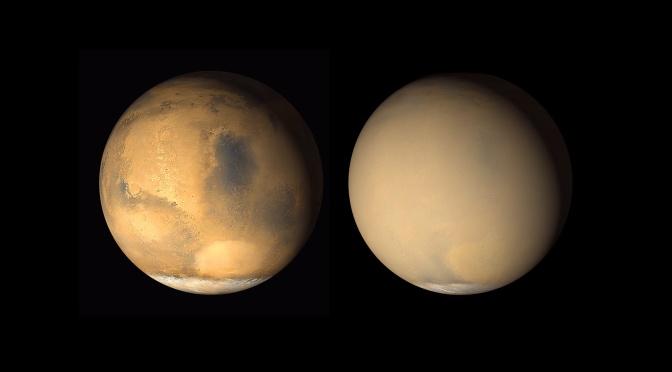 2020, October 5: Venus, Mars Gleam in Morning Sky