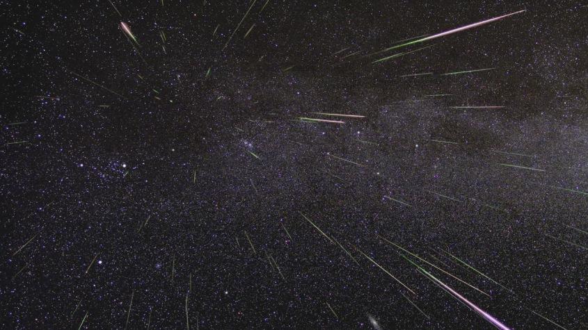 2019, August 12-13: Perseid Meteor Shower Peak Dimmed by Bright Moon