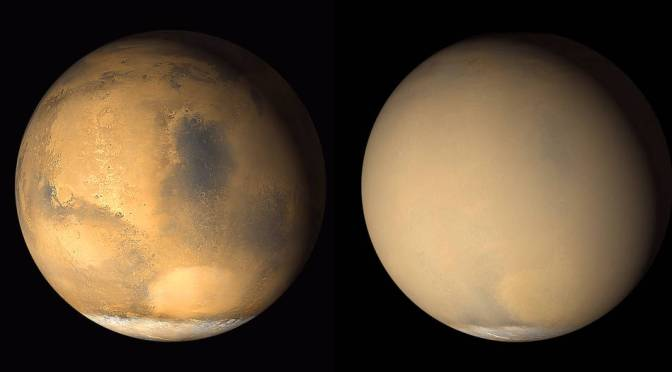 2020, August 12:  Mars, A Planetary Dance