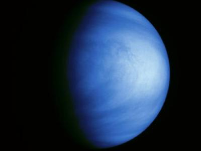 Venus from Galileo (NASA photo)