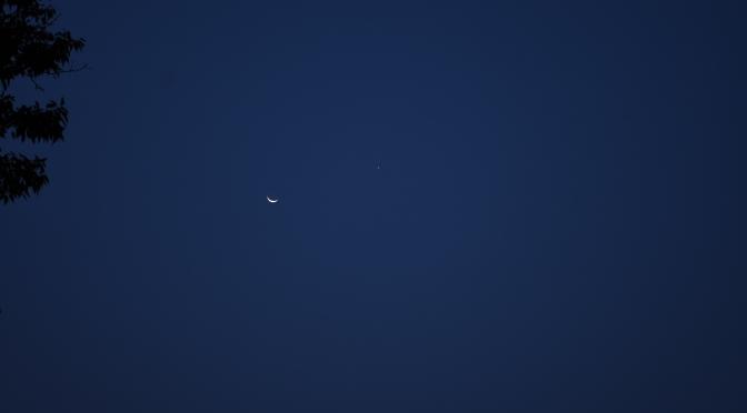 2020, September:  Venus Sparkles in Eastern Morning Sky